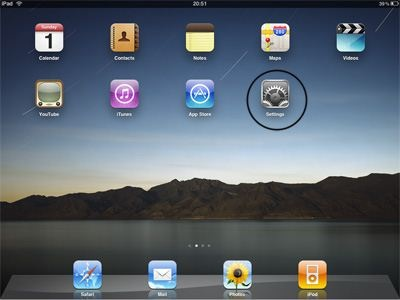 VPN SSL Service for iPad – iPod
